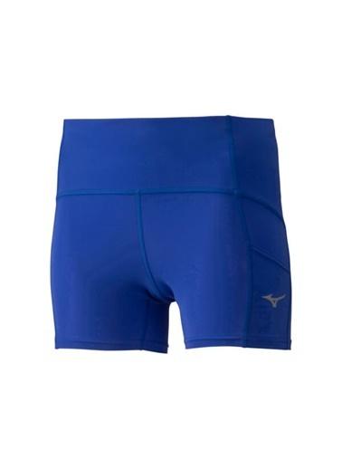 Mizuno Core Short Tight Kadın Tayt Mavi Mavi